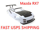 1/10 RC Painted Precut On Road Drift Touring Racing Car RX7 Body Shell 190mm