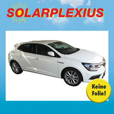 Auto-Sonnenschutz  Renault Megane IV 5 türer ab 16-  Scheibentönung Sichtschutz