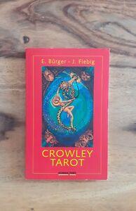 Crowley Tarot Taschenbuch Bürger Fiebig