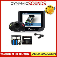 VW T5 Transporter 2006> Bluetooth Handsfree Car Kit Parrot with SOT Lead