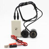 EL34 KT88 5881 6L6 KT66 6550 Vacuum Tube Tester Amplifier Bias Current AK985 T6