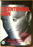 Bicentennial Man DVD 1999 Cyborg/Android Familia Película de Cine con / Robin