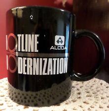 Alcoa Aluminum Company Hotline Modernisierung Kaffeebecher 1982-1991 Gedenken