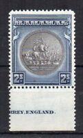 Bahamas 1931-46 2s MLH
