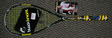Black Knight Ion X-Force Black Squash Racket--NEW