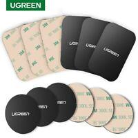 Ugreen Metal Plate Disc for Phone Magnet Holder Magnetic Car Mount Sticker Lot