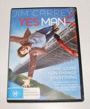 DVD - Yes Man - Jim Carrey - Zoey Deschanel - Bradley Cooper