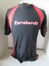 Vtg Dale Earnhardt The Intimidator Winners Circle Black Red T-Shirt Size Medium
