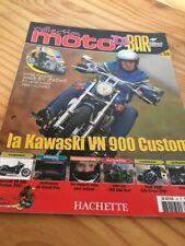 Joe Bar Team fasicule n° 55 collection moto Hachette revue magazine brochure