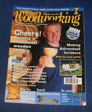 PRACTICAL WOOD WORKING SEPTEMBER 2000 - CHEERS!