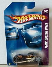HOT WHEELS TEAM CUSTOM BIKES AIRY 8 DIECAST CAR 1998 NRFP A