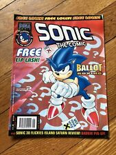 Sonic The Comic No 101