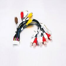 Cable RCA 24PIN pour Pioneer AVIC-D3 F700BT F900BT F910BT F911T X910
