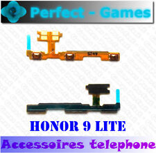 Huawei Honor 9 lite Nappe cable bouton ON OFF volume power button flex cable