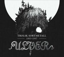 Ulver - Trolsk Sortmetall 4 x CD - SEALED Box Set Metal Album Bergtatt Vargnatt