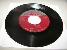 Andy Williams Lonely Street / Summer Love 45 VG+ Cadence 1370