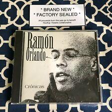 Ramon Orlando - Cronicas CD *BRAND NEW SEALED*