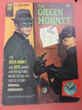 1966 GREEN HORNET #1 Comic (VG) Bruce Lee Photo Cover - Gold Key