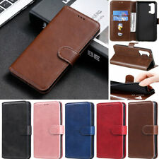 Slim Wallet Leather Flip Cover Case For Oppo A9 2020 A31 A52 A72 Find X2 Lite A5
