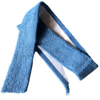 Steel Blue Self-adhesive Tennis Badminton Racquet Towel Grip WS N4B9