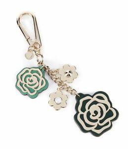 Michael Kors Rose Handbag Charm 32H8TF3K2T Pine Green OR Rose 32H8SF4K5U Rhodium