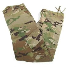 US Military ACU Multicam Woodland Camo Pants Small Short
