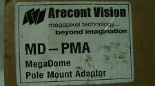 ARECONT VISION - MEGADOME SURVEILLANCE CAMERA POLE MOUNT ADAPTER MD-PMA *NEW*