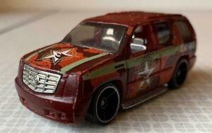 Hotwheels  Diecast Toy Car - '07 Cadillac Escalade ***HEAT COLOUR CHANGE***