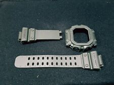 Vintage G-Shock King GX-56 GXW GWX Army Green Bezel Case Band Strap Replacement