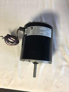 Nidec Condensor Fan Motor Electric Motor MOT10512 3/4hp 1Phase 380-460volts