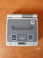 Nintendo Game Boy Advance Sp SNES EDITION Ricondizionato Come Nuovo