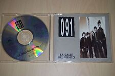 091 - La Calle Del Viento. 861804-2 CD-SINGLE PROMO