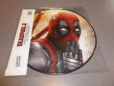 """OST - DEADPOOL 2 - 12"""" PICTURE Vinyl // Neu ////////// Tyler Bates"""