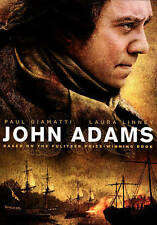 John Adams (DVD, 2014, 3-Disc Set) NEW