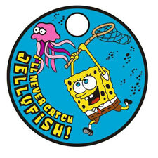 Pathtags #8811 I'll Never Catch Jellyfish! (Retired) Geocoin Alt SPONGE BOB