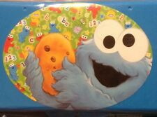 SESAME STREET COOKIE MONSTER WIPES TRAVEL CASE