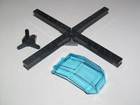 Lego ® Lot Pack Hélicoptère Rotor + Pales + Pare Brise Windscreen 11289 NEW