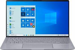 "ASUS Zenbook 14"" Laptop AMD Ryzen 5 8GB NVIDIA GeForce MX350 256GB SSD Grey"