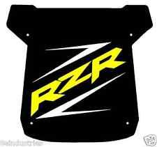 ***Large Polaris RZR Sticker / Decal  - Yellow and White***