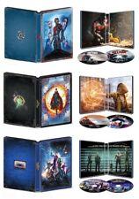 Ant-Man, Doctor Strange, Guardians of the Galaxy (SteelBook)(4K Ultra HD)(UHD)
