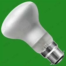 12x 40W R63 (63mm) Dimmable Reflector Spot Light Lamp Bulbs B22 BC 22mm Bayonet