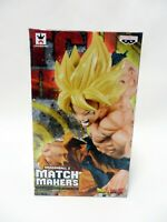 Dragon Ball Z DBZ Figure SUPER SAIYAN SON GOKU Match Makers Banpresto Japan NEW