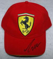 Niki Lauda Signed Scuderia Ferrari Formula 1 Classic Cap / Hat with Proof