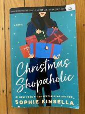 Christmas Shopaholic by Sophie Kinsella (Advanced Uncorrected Proof)