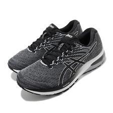 Asics Gel-Cumulus 22 4E Extra Wide Grey Black White Men Running 1011A8630-21