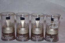 25x L'oreal Bare Naturale Mineral Eyeliner Cocoa, Bronze, Olive