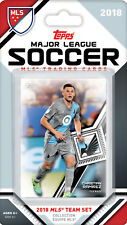 Minnesota United FC 2018 Topps MLS Factory Sealed 9 Card Team Set Kevin Molino