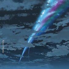 Your Name - Soundtrack - OST By Radwimps (NEW CD)