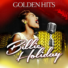 LP VInyl Billie Holiday Golden Hits