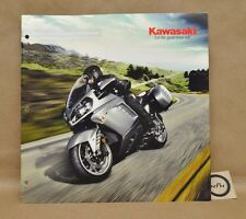 2008 Kawasaki Transcontinental Super Sport Concours 14 ABS Brochure Large